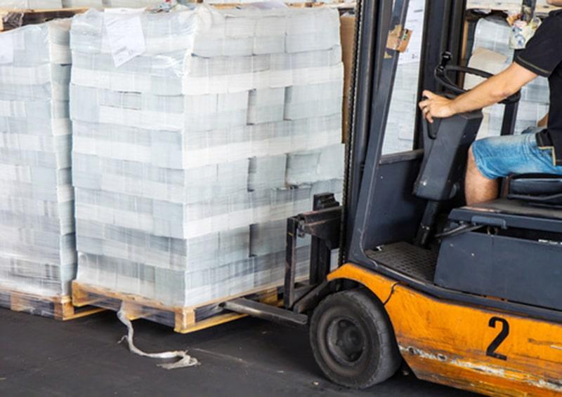 imprimerie logistique