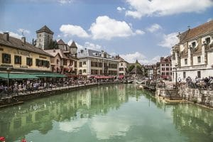 Annecy maisons