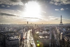 Paris Nation horizon