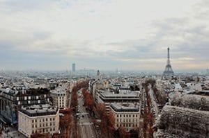 Paris Passy Vue