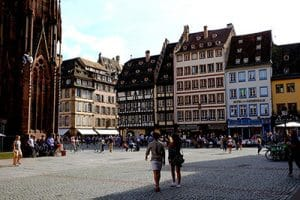 Strasbourg Place