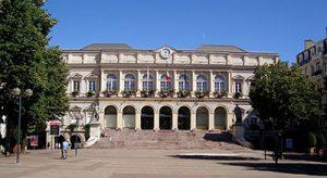 Saint-Etienne Hotel de Ville