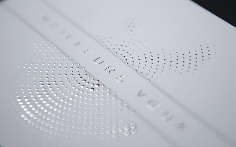 Impression carte de voeux vernis 3D