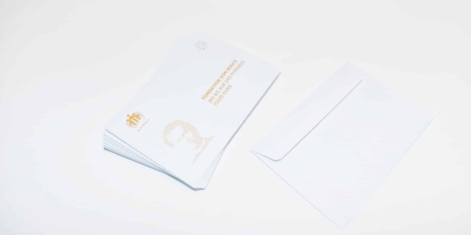 Impression enveloppes