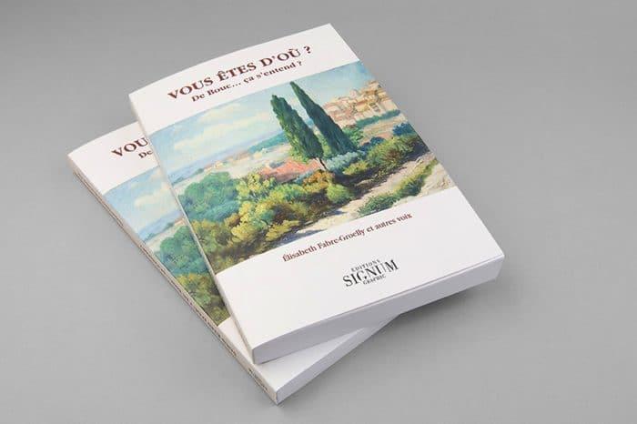 Impression et edition de livres