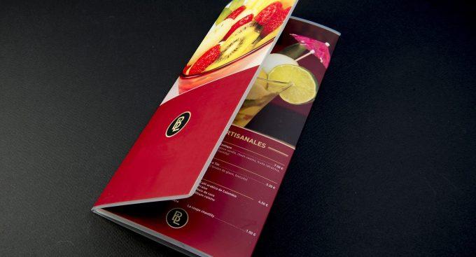 Impression menu