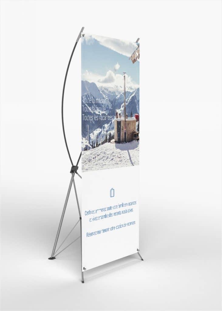 Impression X banner