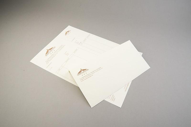 tête de lettre enveloppe